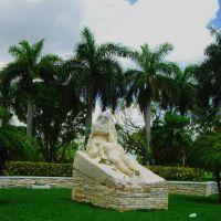 Dade Memorial Park, Банч-Парк