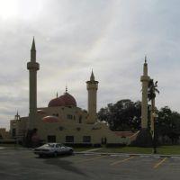 Opa Locka City Hall, Банч-Парк
