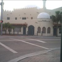 Opa Locka Citizen Center, Банч-Парк