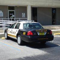 The new Miami Gardens Police Department, Банч-Парк