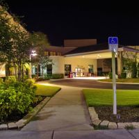 2014 05-27 Florida - Bartow  Regency Hospital - night, Бартау