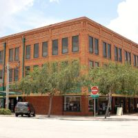 Stuart Building, Bartow, FL, Бартау