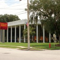Wells Fargo Bank, Bartow, FL, Бартау