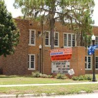 Bartow High School at Bartow, FL, Бартау