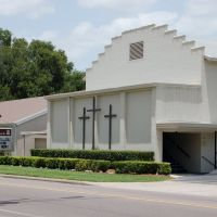 Main Street Baptist Church at Bartow, FL, Бартау