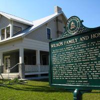 The Wilson House, Би-Ридж