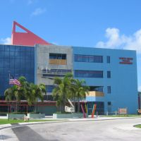 North Miami Police Station, Бискейн-Парк