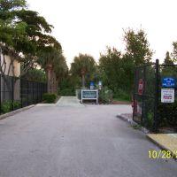 Mangrove Park Entrance, Бойнтон-Бич