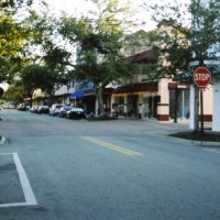 calle downtown Bradenton,FL, Брадентон