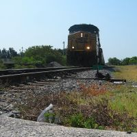 West Samoset, FL - Railroad Crossing, Брадентон