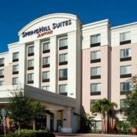 SpringHill Suites by Marriott Tampa Brandon- Hotel Exterior, Брандон