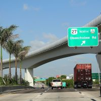 Miami Highway 95, Miami-Dade County, Florida, Браунсвилл