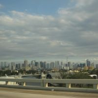 Skyline of Miami, Браунсвилл