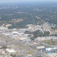 Pensacola Blvd & Palafox, Брент