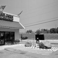 Drowsy Poet Coffee Company Pensacola, Florida, Брент