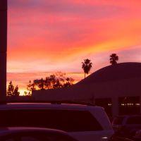 Sunset, Веро-Бич