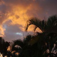 Vero Beach sky, Веро-Бич