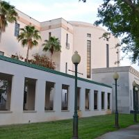 Indian River County Courthouse, Vero Beach, FL, Веро-Бич