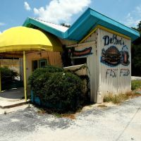 Deltons Fast Food, Гайнесвилл