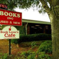 Book Lovers Cafe, Гайнесвилл