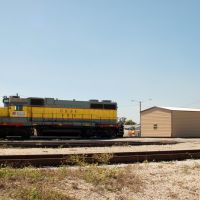 United States Sugar Corporation EMD GP38AC No. 404 at Clewiston, FL, Гарлем