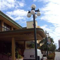 Ramada Hotels Entrance, Голливуд