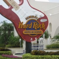 Hard Rock Cassino, Голливуд