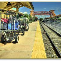 Hollywood Amtrak and Tri Rail station, Голливуд