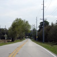 2014 02-25 Florida - Gordonville - Old Bartow, Eagle Lake Rd, Гордонвилл