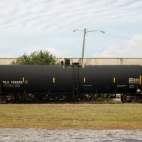 Trinity Industries Leasing Company Tank Car No. 198239 at Bartow, FL, Гордонвилл