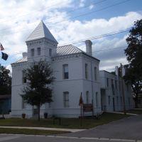 Clay County Jail, Грин-Ков-Спрингс