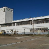 USN WWII Air traffic tower and hangers.  FKA Benjamine Lee Field  now, Reynolds Industrial Park  02/15/2009, Грин-Ков-Спрингс