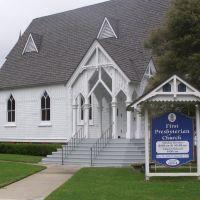 First Presbyterian Church, 1884., Грин-Ков-Спрингс