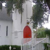 St. Marys Episcopal Church, 1879., Грин-Ков-Спрингс