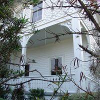 1887 victorian house gingerbread detail, Green Cove Springs (9-13-2011), Грин-Ков-Спрингс