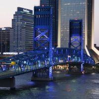 Jacksonville - John T. Aslop Bridge, Джексонвилл