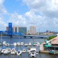 Downtown Jacksonville, Florida, Джексонвилл