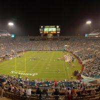 Jacksonville Municipal Stadium, Джексонвилл