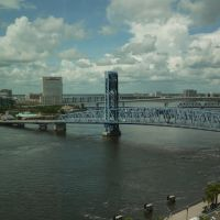 Johns River in Jacksonville, Florida., Джексонвилл