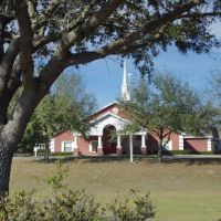 2012, Brandon, FL - E. Brandon Blvd - church, Довер