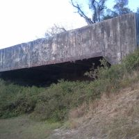 WWII Brooksville Army Airfield Bunker, Есто