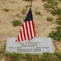An American Hero at Eagle Lake Cemetery, Eagle Lake, FL, Игл-Лейк