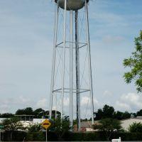 Water Tank at Eagle Lake, FL, Игл-Лейк