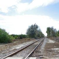 2012, Old 95 Foot Rd. - rails, Игл-Лейк