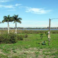 2012, Winter Haven, FL - view from Co. Rd. 655 toward Lake Shipp, Игл-Лейк