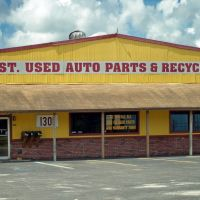 2009 42nd St. Used Auto Parts - Winter Haven, Florida, Инвуд