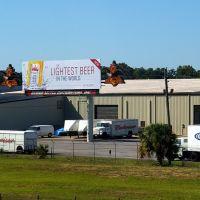 2009 along rte 570 Florida - Budwiser distribution warehouse, Итон-Парк