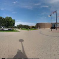 Polk State College Technology Building and motor pool, Итон-Парк