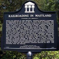 Maitland Railroad History, Итонвилл