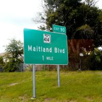 Maitland, Florida, Итонвилл